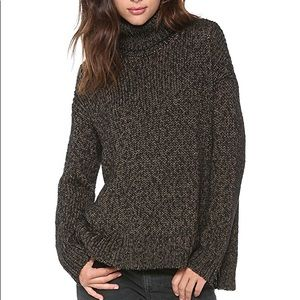 A.L.C.| Brown and Black loose knit oversized